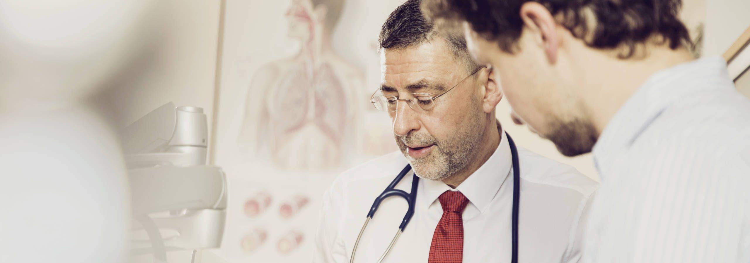 Lungenfacharzt München